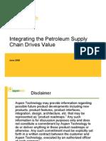 Integrating Petroleum Supply Chain