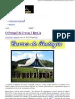 O Porquê de Irmos à Igreja _ Portal da Teologia.pdf