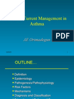 Asthma; Basis of Current Management