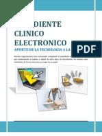 Expediente Electronico en El Area de Salud