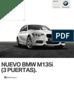 Ficha Tecnica BMW M135i 3 Puertas Manual 2014