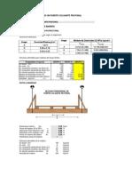 Calculo Estructural de La Maqueta