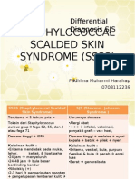 Staphylococcal Scalded Skin Syndrome (Ssss)