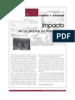 Impacto de las Sequías en Nuevo León, México