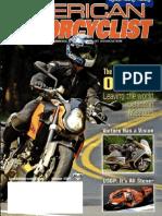 American Motorcyclist Oct 2007