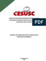 Manual Metodologia