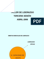 7183104 Taller de Liderazgo Tercera Sesion2006