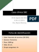 Caso Clinico Dra. Reyna