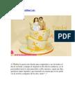 Topsy Turvy Wedding Cake Rceta Completa