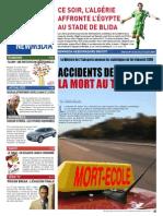 EDITION N°04 DU 07 AU 13 JUIN 2009