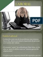 ESTRÉS LABORAL TERMINADO