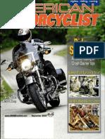 American Motorcyclist Sep 2007