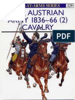 Osprey - Men at Arms 329 - The Austrian Army 1836-66 (2) Cavalry