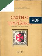 O Castelo dos Templários - Lacerda Machado - 1936