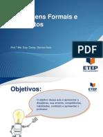 Linguagens Formais e Automatos- Prof. Gerson Neto