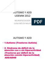 Autismo y Add