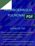 Trombembolismul pulmonar