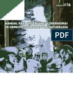 Manual Defensores Ddhh 2010
