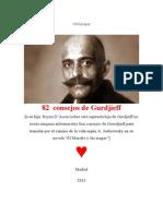 82 sabios consejos de Gurdjieff a su hija para transitar por el camino de laVida