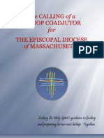 Massachusetts Coadjutor Search