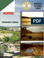 Mineria Aurifera Aluvial