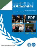 Campus Advocates 2013