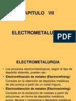 Eectrometalurgia