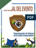 Manual Campamento Castoaventureros Union 2010