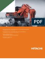 Hitachi EX2500
