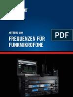 Shure Frequenzguide 2012 v5