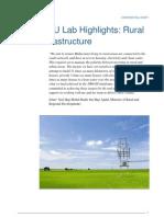 PEMANDU Lab Highlights - Rural Basic Infrastructure