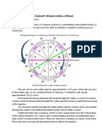 Astrology and Ezekiel's Wheel within a Wheel- God's Sine Wave