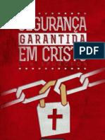 eBook Seguranca Garantia Cristo Spurgeon