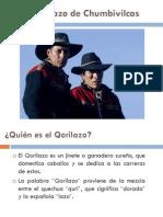 Chumbivilcas - Qorilazo