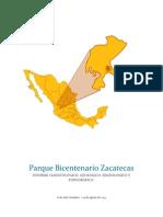 Informe Zacatecas