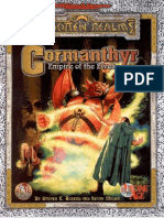 Cormanthyr Empire of the Elves