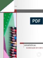 Estatísticas da Educação_DGEEC-2011-2012