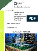 TELHADO VERDE (versão final).ppt