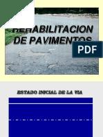 Evaluacion de Pavimentos Curso Rehabilitacion Corasfaltos 2011