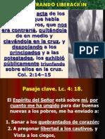 14 MINISTRANDO LIBERACIÓN DENAI