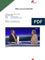 """""""Es wäre eine unglaubliche Sensation"""" - Transkript zu Mirko Messner (KPÖ) und Armin Wolf (ORF) #zib2"""