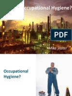 Presentación Higiene Industrial