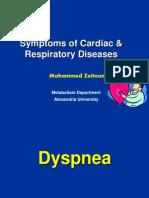 My Cardiac and Chest Symptoms