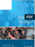 2013 Political Science Catalog