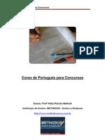 Curso de Português para Concursos METHODUS ENSINO A DISTÂNCIA