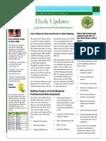 EdTech Updates Vol 1 Issue 1 - Aug 2013