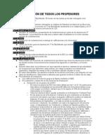 Organizacion Sesiones Evaluaciones Curso 08 09v1