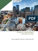 Politicas Del Suelo Urbano-Intro
