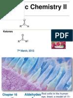 CH16 Aldehydes and Ketones