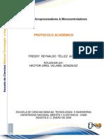 Protoc 309696 Microp & Microc Ing Electronica II 2009